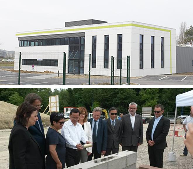 Unité de Production Française des Laboratoires JZ