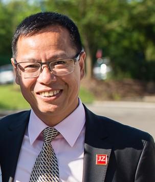 Portrait du Docteur Yulin JIANG